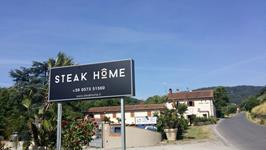 STEAK HOME Astor Pubblicità Montecatini Terme